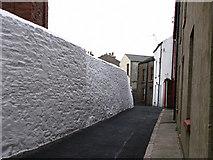 SC2484 : Peel, Church Lane by Chris Gunns