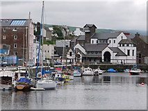 SC2484 : Peel Harbour and the House of Manannan by Chris Gunns