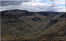 NO0974 : Ridge North of Creag Lamhaich by victor cammack