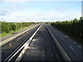 O0929 : M50 from the Greenhills Road bridge by JP