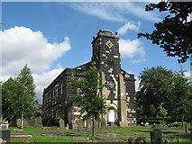 SJ3989 : Holy Trinity, Wavertree by Sue Adair
