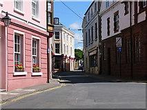 SC2484 : Douglas Street , Peel by Chris Gunns