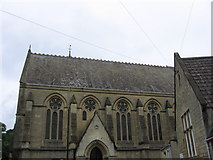 ST7565 : St. John the Baptist Church, Bathwick by Virginia Knight