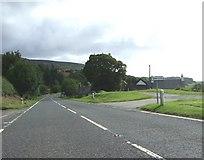 NC9410 : Glen Loth junction by Stanley Howe