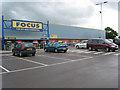 SO6025 : DIY store car park Ross-on-Wye by Pauline E