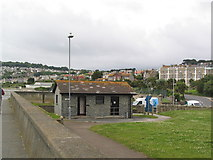 SW4629 : Public conveniences between Penzance and Newlyn by Tim Heaton