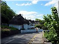 S6800 : Dunmore East Thatched Cottages by Paul O'Farrell