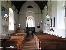 TG3609 : St Peter's church, Lingwood by Evelyn Simak