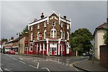 TQ2764 : The 'Sun', Carshalton, Surrey by Dr Neil Clifton