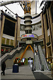 TQ3980 : Entrance to Cinema area in 02 by Richard Dear