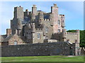 ND2873 : Castle of Mey from the North-west by Colin Smith