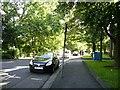 NZ2465 : Cheap parking by Newbiggin Hall Scouts