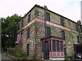 NZ2364 : Derelict Pub by Newbiggin Hall Scouts