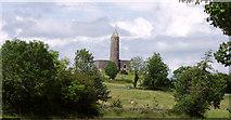 M2093 : Turlough Round Tower by Liz McCabe