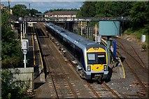 J2664 : Lisburn railway station (3) by Albert Bridge