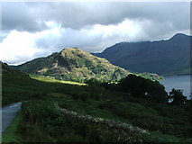 NY1618 : Grasmoor, overlooking Crummock Water, Lake District by Nick Barker