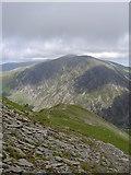 SH6360 : The ridge back to Pinnacle Crag by Ian Greig