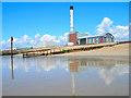 TQ2404 : Shoreham Power Station by Simon Carey