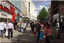 SJ8498 : Market Street, Manchester by Stephen McKay