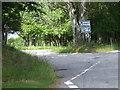 NJ5606 : Tarland/Alford junction by Stanley Howe
