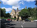 NZ2565 : The Mansion House, Fernwood Road by Roger Smith