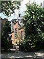 TQ3281 : City parish churches: St. Anne & St. Agnes by Chris Downer