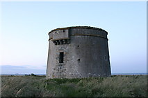 O2756 : Martello Tower by Mark Duncan