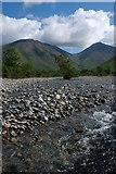 NY1807 : Lingmell Beck by Philip Halling