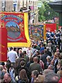 NZ2742 : Durham Miners Gala 2007 by Oliver Dixon