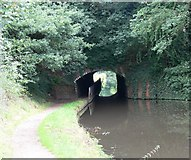 SO8480 : Western portal of Cookley Tunnel by Mat Fascione