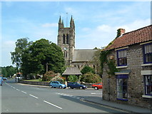 SE6183 : All Saints Church, Helmsley, North Yorkshire by Nigel Catterall