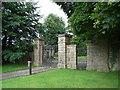 N8368 : Entrance to Ardbraccan Estate by JP