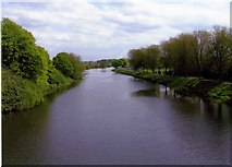 J0154 : Bann River at  Portadown by P Flannagan