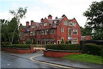 SD8913 : Former nurses' home, Sparrow Hill, Rochdale by Dr Neil Clifton