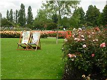 TQ2882 : Rose Garden, Regent's Park by Stephen McKay