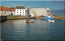 NO5201 : St Monans harbour by Jim Bain