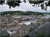 NM8529 : Oban by Garry Smales