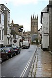 SW4730 : Chapel Street, Penzance by Tony Atkin