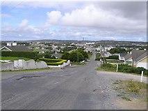 B7710 : Caravan Brae, Dungloe by Kenneth  Allen