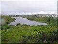 B7712 : Dunlow Lough by Kenneth  Allen