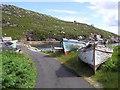 B6817 : Arranmore Island by Kenneth  Allen
