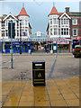 SZ9399 : The Arcade, High Street by Simon Carey