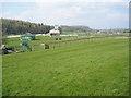 SD3778 : Racecourse Cartmel by Keith Burroughs