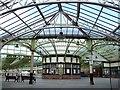 NS1968 : Railway Station, Wemyss Bay by Dave Hitchborne