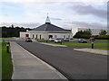 B7711 : Dungloe RC Church by Kenneth  Allen