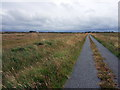 SM7727 : Moorland road by ceridwen