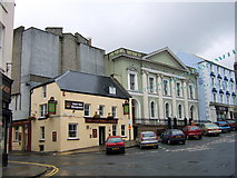 SM9515 : Shire Hall by ceridwen