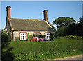 TG1835 : Cottage opposite Thurgarton All Saints by Zorba the Geek