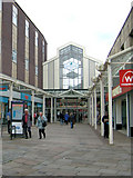 SE0641 : Keighley - Airedale Shopping Centre by David Ward