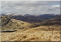 NN6041 : Ridge east of Lochan na Lairige by Nigel Brown